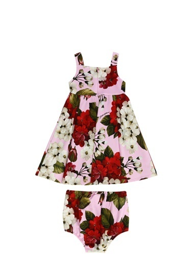 Dolce&Gabbana Elbise Pembe